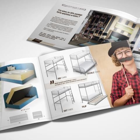 Najnowsza wersja katalogu produktów firmy Comfortbe.