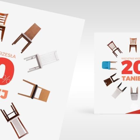 Grafika  FB dla sklepu internetowego umeblujmieszkanie.pl