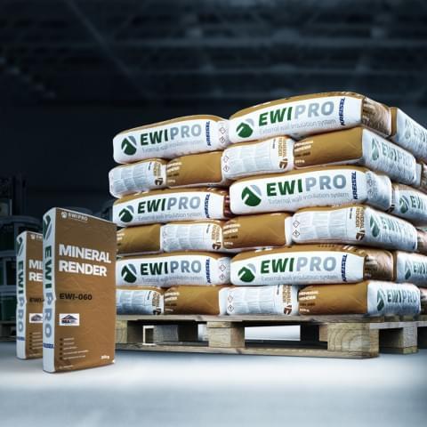 Grafika do reklamy EWI Pro