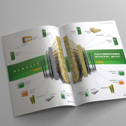 Katalog produktów angielskiego producenta chemii budowlanej EWI Pro.