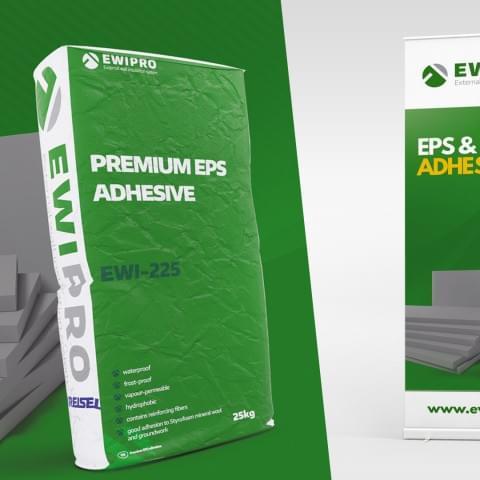Rollupy reklamowe firmy EWI Pro