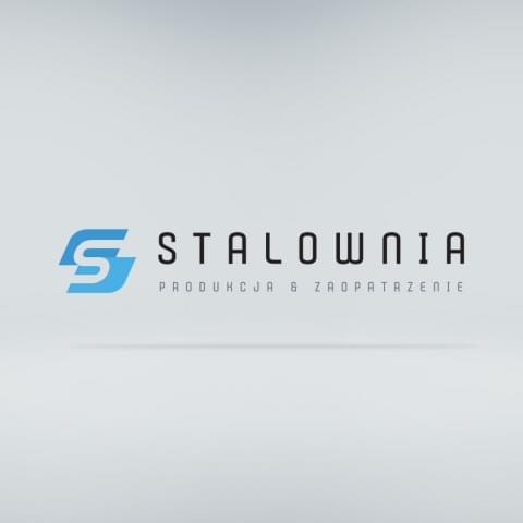 Projekt logotypu dla firmy Stalownia.