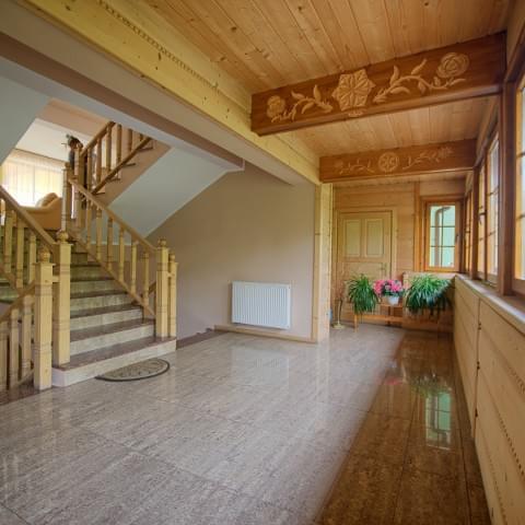 Zdjęcia na stronę internetową pensjonatu Willa Park Zakopane.